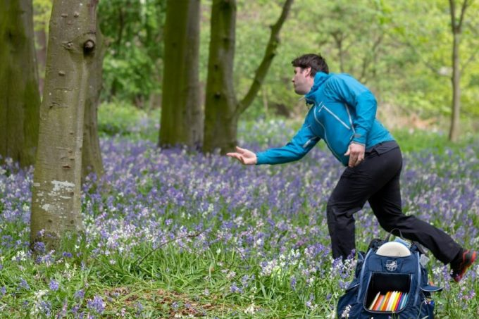Reisebrev: Niklas Eriksson i Bluebell Woods Open